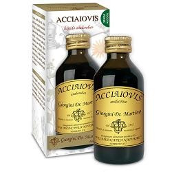 Acciaiovis Liquido Analcolico 200ml