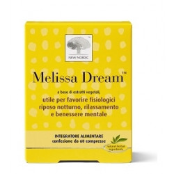 Melissa Dream 60 Compresse 6 Pezzi