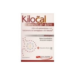 Kilocal Medical Slim 30 Compresse 6 Pezzi