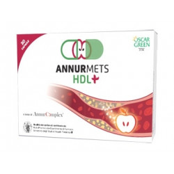 Annurmets Hdl+ 30 Capsule 6 Pezzi