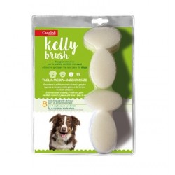 Candioli Kelly Brush Spugnetta Media