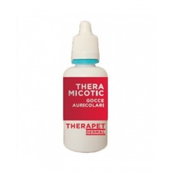 Therapet Theramicotic Gocce Auricolari 25ml