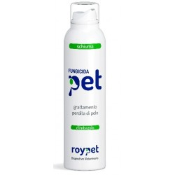 Roypet Fungicida Pet Schiuma 150ml