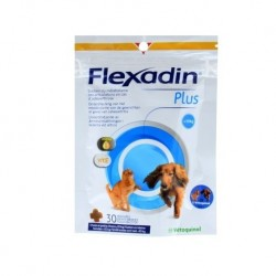 Flexadin Plus Cane Small 30 Tavolette
