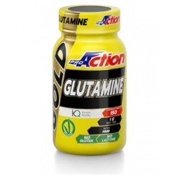 Proaction Glutamine Gold 150 Compresse