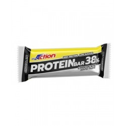 Proaction Protein Bar 38% Cioccolato 80g