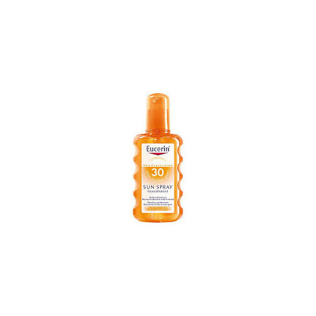 Eucerin Sun Spray Trasparent Fp 30