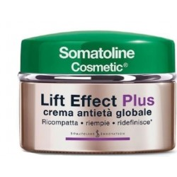 Somatoline Lift Effect Plus Crema Antietà Pelle Secca 50ml