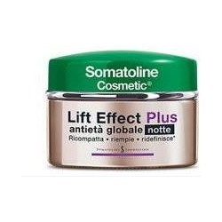 Somatoline Lift Effect Plus Crema Notte 50ml