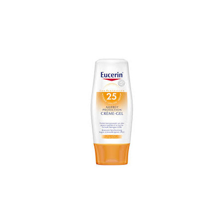 Eucerin Allergy Protection Sun Creme Gel Fp 25