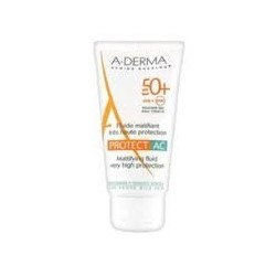 Aderma Protect Ac 50+ Fluido 40 Ml