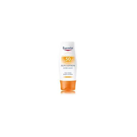Eucerin Allergy Protection Sun Creme Gel Fp 50