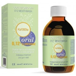 Ka1000la Oral Collutorio 012 con clorexidina 250ml