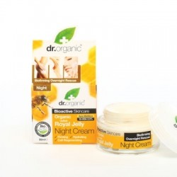 Dr. Organic Jelly Night Cream 50ml