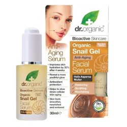 Dr. Organic Snail Facial Serum 30ml