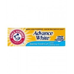 A&h Advance White Gel Extra Fresco 75ml