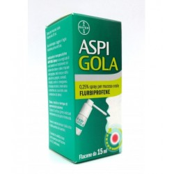 Aspi Gola Spray 15 Ml