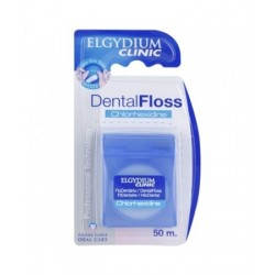 Elgydium Clinic Dental Floss Chlorhexidine