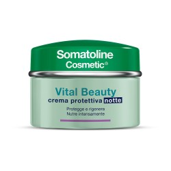 Somatoline Vital Beauty Crema Notte 50 Ml