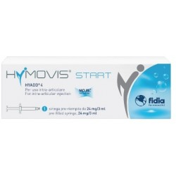 Hymovis Start Siringa 24 Mg 3 Ml