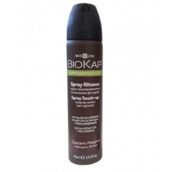 Biokap Nutricolor Spray Ritocco Castano Mogano 75ml