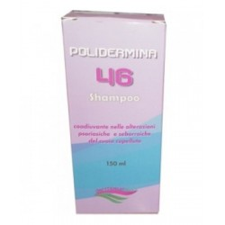 Polidermina 46 Shampoo 150ml