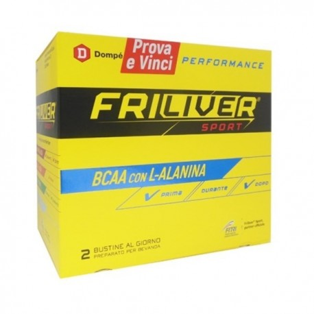 Friliver Sport Performance 24 Bustine