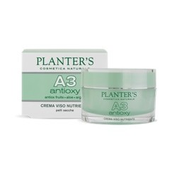 Planter's 3A crema viso nutriente 50 ml