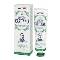 Dentifricio Pasta Del Capitano Erbe Officinali 75ml