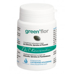 Nutergia Green Flor 90 Capsule