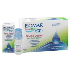 Isomar Collirio Occhi Plus 10ml