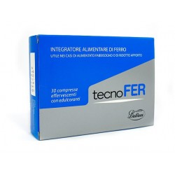 Tecnofer30 30 Capsule 30mg