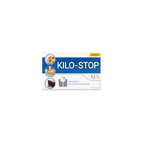 Xls medical Kilo stop 28 compresse