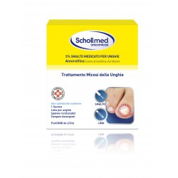 Schollmed onicomicosi amorolfina 2,5ml 5%