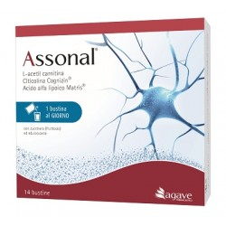 Assonal 14 bustine integratore neuropatie
