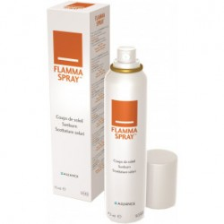 Flamma spray per gli eritemi solari 75 ml