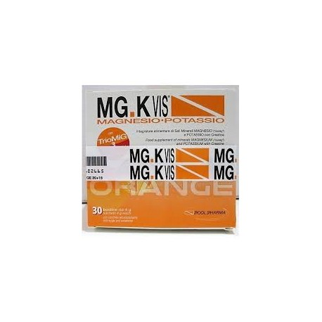 Mgk vis orange 15 + 15 bustine