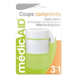 Medicaid taglia compresse 3 in 1