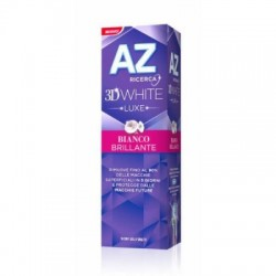 Az 3DW Luxe Dentifricio Bianco Brillante 75 ml