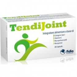 Tendijoint Integratore per i tendini 30 Capsule