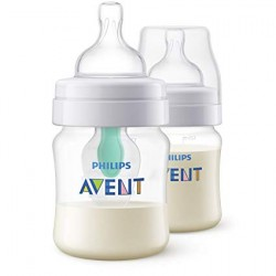 Avent anti colic bottle biberon anticolica 260ml