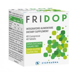 FRIDOP 40 COMPRESSE