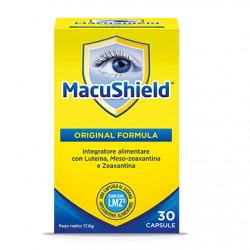MACUSHIELD ORIGINAL FORMULA COMPRESSE