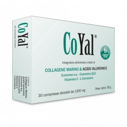 Coyal 30 compresse 1300 mg integratore al collagene