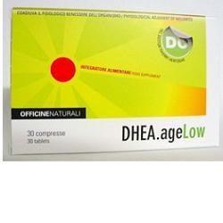 Dhea Age Low 30 Compresse 550mg