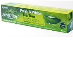 Australian tea tree fresh & white toothpaste dentifricio