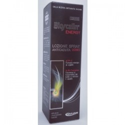 Bioscalin energy lozione spray anticaduta uomo 50 ml