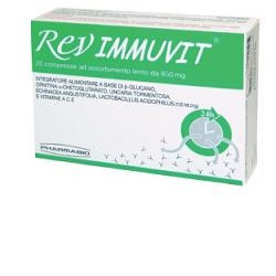Rev Immuvit 20 Compresse