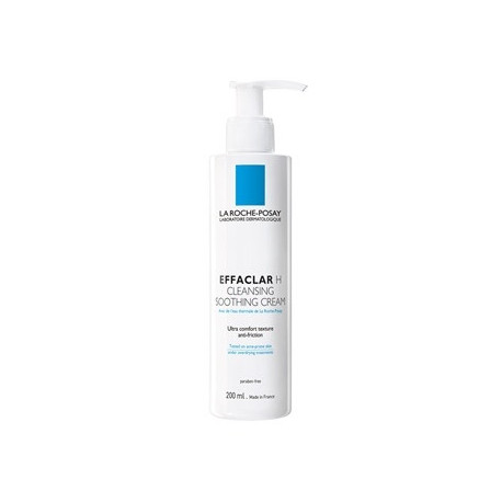 La Roche Posay Effaclar H Cleansing Soothing Cream 200 Ml