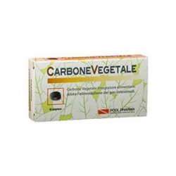 Pool Pharma Carbone Vegetale 40 Compresse